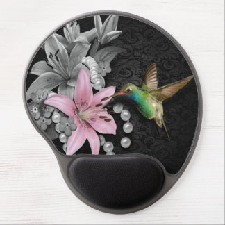 Mousepad De Gel A canção do colibri