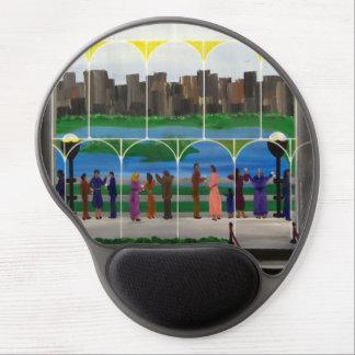 Mousepad De Gel Balcão de New York