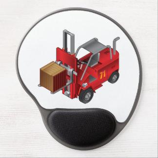 Mousepad De Gel Caminhão de empilhadeira