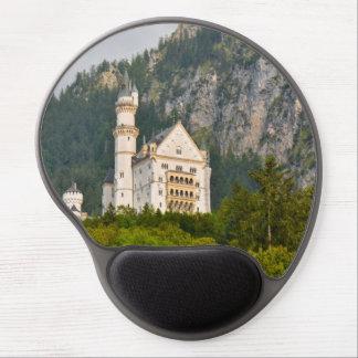 Mousepad De Gel Castelo de Neuschwanstein em Baviera Alemanha
