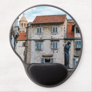 Mousepad De Gel Cidade velha, separação, Croatia