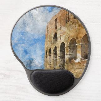 Mousepad De Gel Colosseum em Roma, Italia