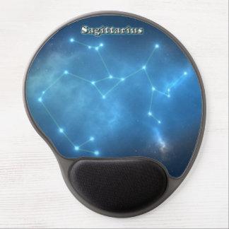 Mousepad De Gel Constelação do Sagitário