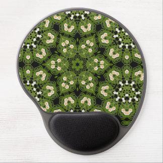 Mousepad De Gel Daffodil Mousepad geométrico floral