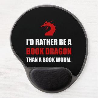 Mousepad De Gel Dragão do livro da preferencialmente do que o