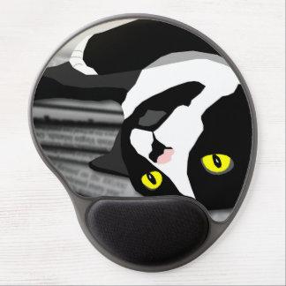 Mousepad De Gel Esteira de cabeça para baixo do rato de Lucas