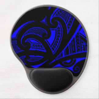 Mousepad De Gel Estilos do tatuagem, maori misturados, Samoan e