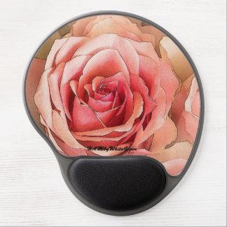 Mousepad De Gel HAMbyWG - tapete do rato do gel - clássico