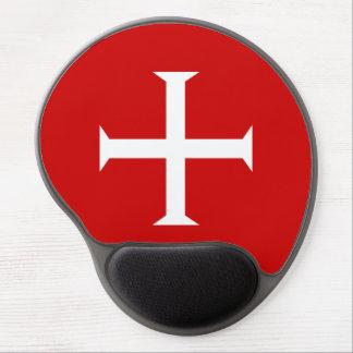Mousepad De Gel hospitall teutonic templar de malta da cruz