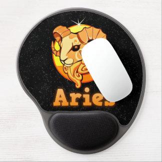 Mousepad De Gel Ilustração do Aries