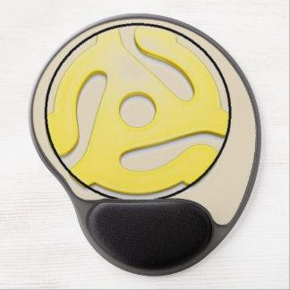 Mousepad De Gel Inserção gravada Mousepad