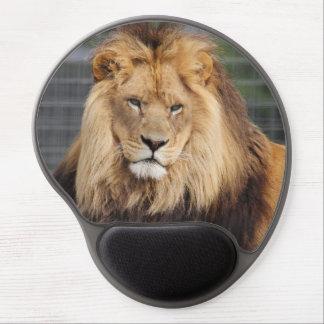 Mousepad De Gel Leão bonito em um gel Mousepad