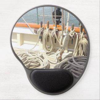 Mousepad De Gel Linhas do veleiro