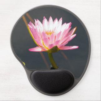 Mousepad De Gel Lotus cor-de-rosa Waterlily
