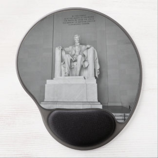 Mousepad De Gel Memorial de Lincoln no Washington DC