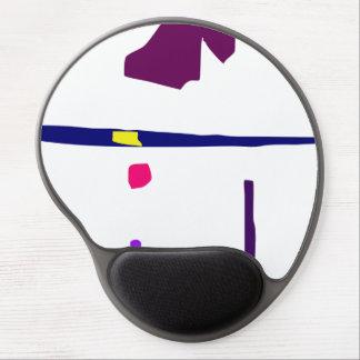 Mousepad De Gel Minimalismo