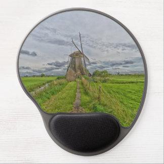 Mousepad De Gel moinhos de vento do local do património mundial de