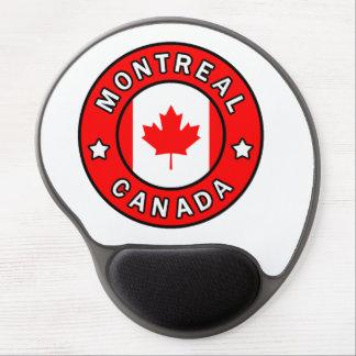 Mousepad De Gel Montreal Canadá