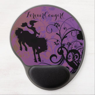 Mousepad De Gel Mousepad do gel de ForeverCowgirl