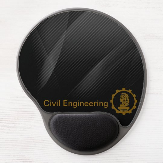 Mousepad De Gel Mousepad Engenharia Civil