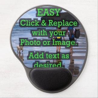 Mousepad De Gel O clique fácil & substitui a imagem para criar