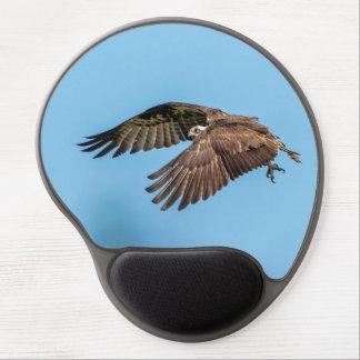 Mousepad De Gel Osprey em vôo no parque estadual da ilha da lua de