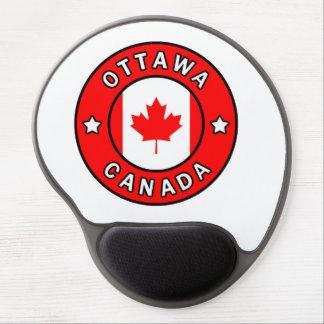 Mousepad De Gel Ottawa Canadá