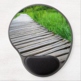 Mousepad De Gel Parque nacional de Plitvice em fugas de caminhada