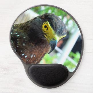 Mousepad De Gel Pássaro do falcão