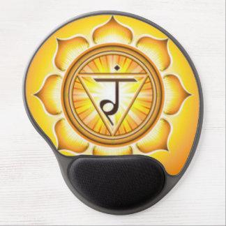 Mousepad De Gel Poder pessoal Chakra