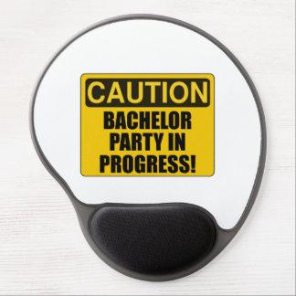 Mousepad De Gel Progresso do despedida de solteiro do cuidado
