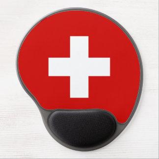 Mousepad De Gel Qualidade da bandeira da suiça
