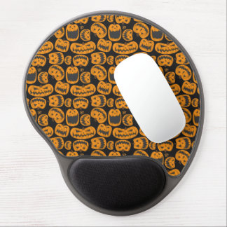 Mousepad De Gel Remendo da abóbora - gel Mousepad