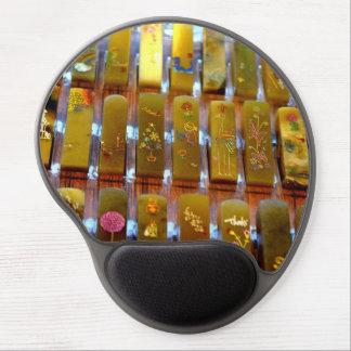 Mousepad De Gel Selo do coreano de Dojang