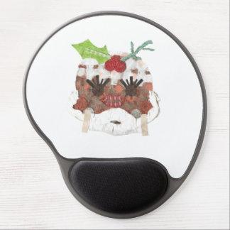 Mousepad De Gel Senhora Pudim Gel Mousepad