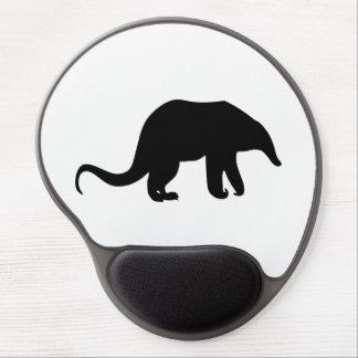 Mousepad De Gel Silhueta do Anteater