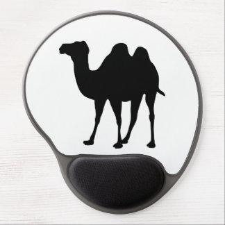 Mousepad De Gel Silhueta do camelo