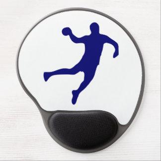 Mousepad De Gel Silhueta do handball