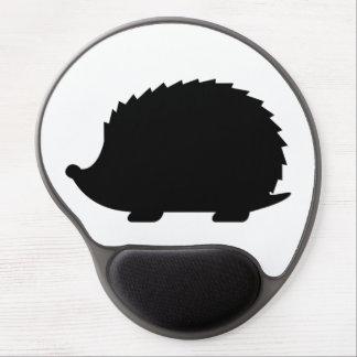 Mousepad De Gel Silhueta do ouriço