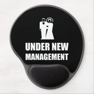 Mousepad De Gel Sob o casamento novo da gestão