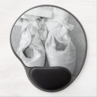 Mousepad De Gel Tapete do rato do gel do En Pointe dos dançarinos