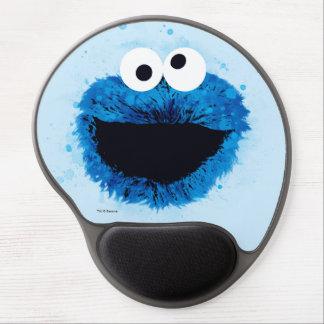 Mousepad De Gel Tendência da aguarela do monstro | do biscoito