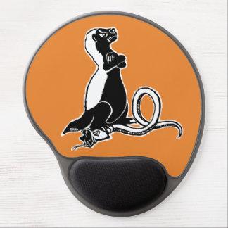 Mousepad De Gel Texugo de mel