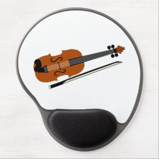 Mousepad De Gel Violino