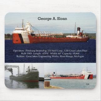 Mousepad de George A. Sloan