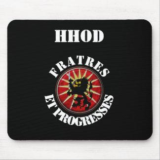 Mousepad de HHOD com divisa