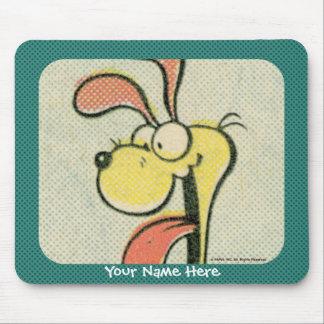 Mousepad de Odie do vintage