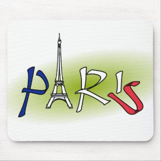 Mousepad de Paris