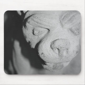 Mousepad de pedra da gárgula