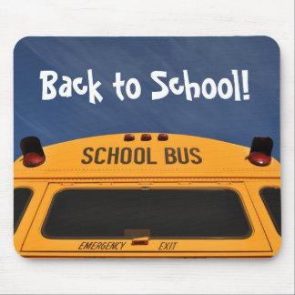 Mousepad De volta ao auto escolar